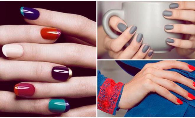 Los diseños más elegantes para tus uñas