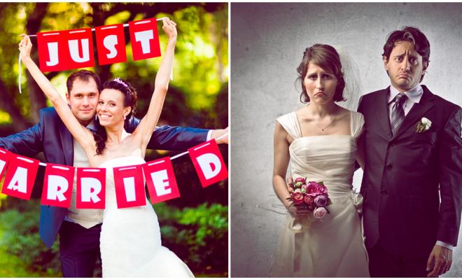 Pros y contras de casarte joven