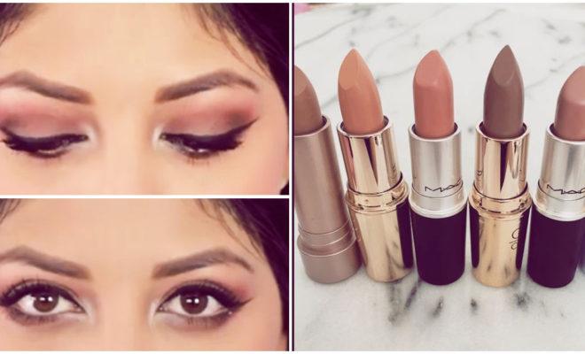 Un makeup para otoño paso a paso