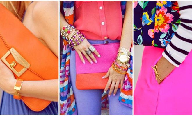 Formas de combinar colores en tu ropa para verte a la moda
