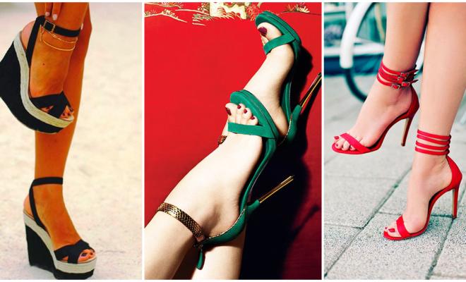Cómo lucir unos pies sexys con tus sandalias