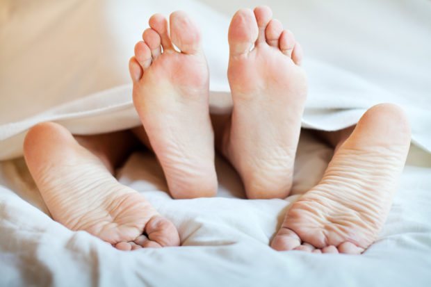 sex, sleep together