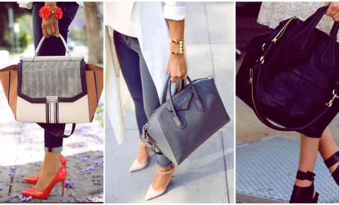 Con estos tips tus bolsas combinarán sin importar la época del año
