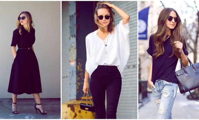 Si tu estilo es tradicional te encantarán estos looks