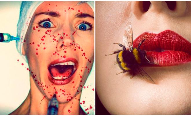 Los tratamientos faciales más extraños