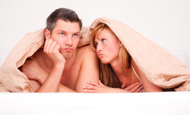 Razones por las que tu vida sexual es un desastre