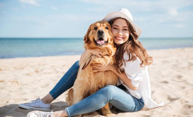 Amar a los animales te convierte en una mujer más feliz