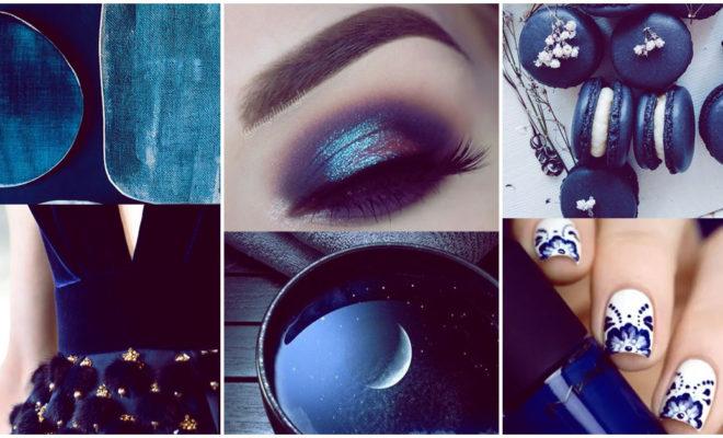 Los mejores looks con azul marino