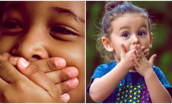 ¿Qué hacer la primera vez que tu hijo dice una grosería?