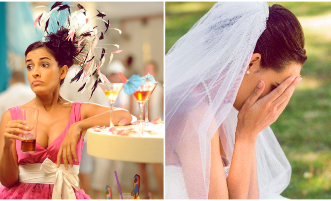 Errores que no debes cometer si vas a una boda