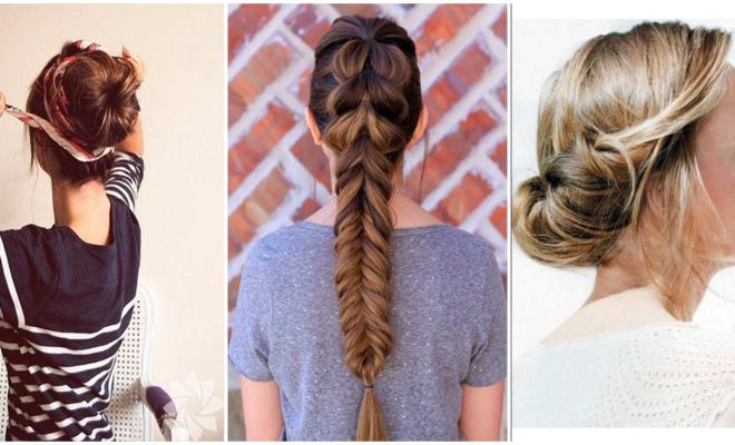 Peinados para variar tu look