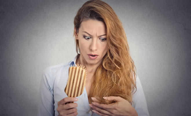 Calvicie femenina: ¿cuándo tienes que empezar a preocuparte?