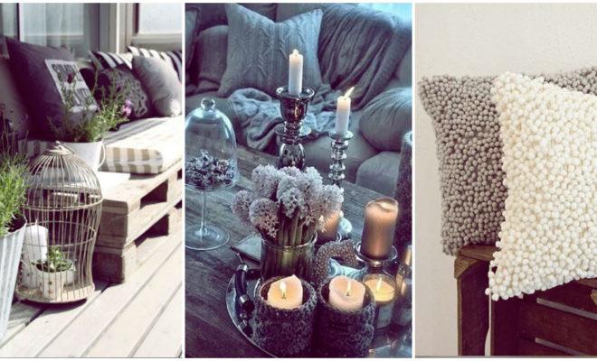 Pequeñas decoraciones que harán de tu casa un hogar
