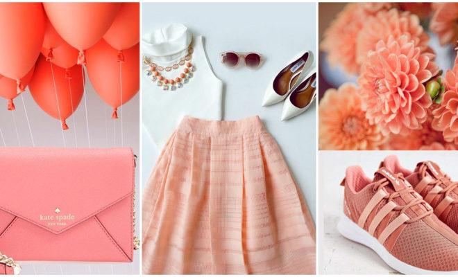 Cómo usar el color durazno en tu outfit