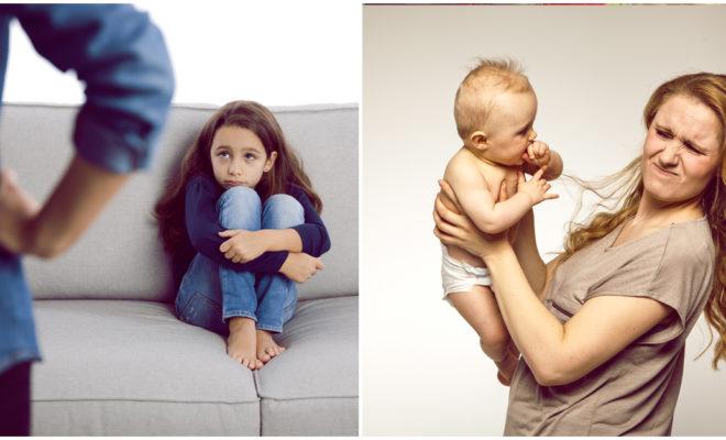 ¿Cómo reconocer a una madre abusiva?