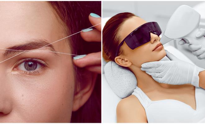 Métodos efectivos de depilación facial