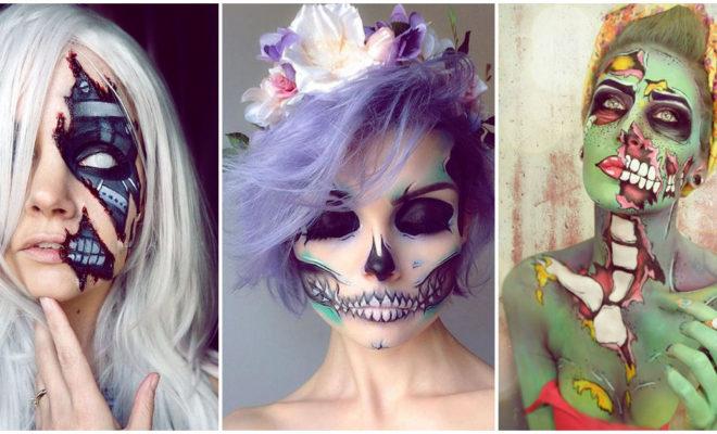 Los makeups más originales para Halloween