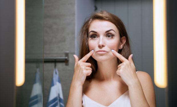 ejercicios faciales arrugas