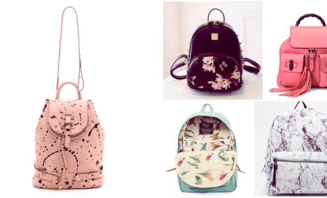Una backpack para cada estilo