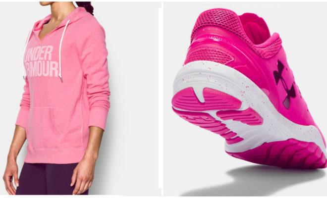 El outfit rosa más sexy para el gym … estilo romántico