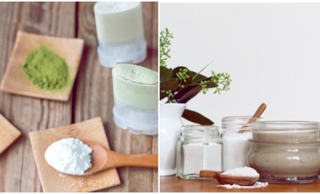 Haz tu propio desodorante natural
