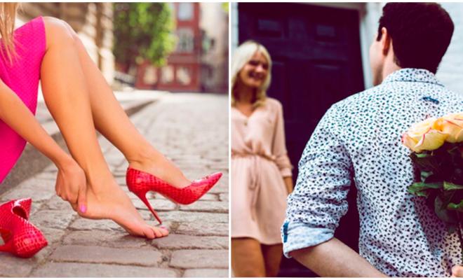 4 cosas que nunca deberías usar en una primera cita