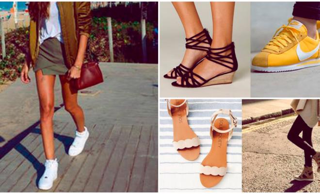 Zapatos ideales para pasear