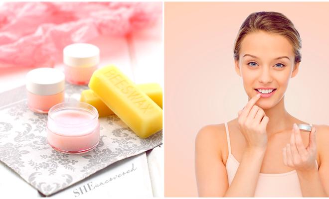DIY: Haz tu propio lip gloss natural