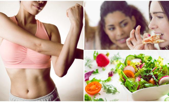 ¡Baja de peso fácilmente cambiando algunos alimentos!
