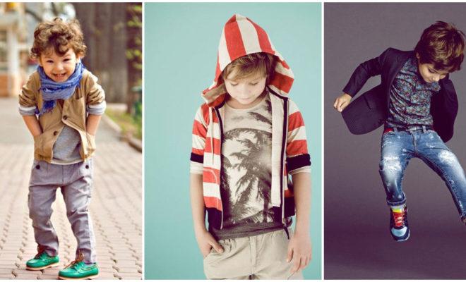 Prendas para mantener a tu pequeño a la moda