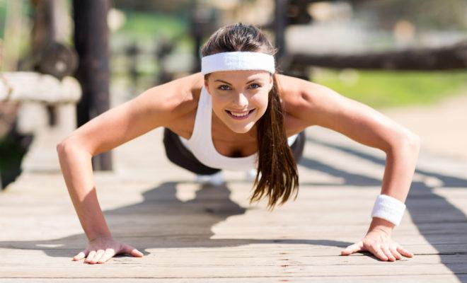 La nueva tendencia en ejercicios: usar el peso de tu cuerpo para perder peso