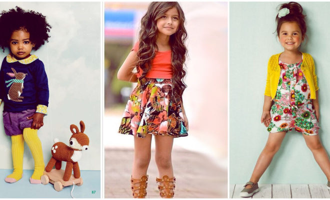 Si tu hija es morenita, cómprale ropa de estos colores