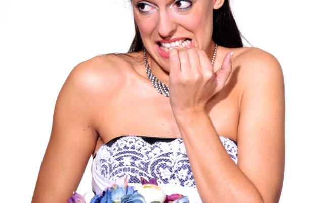 Nervios antes de la boda, ¡que no te controlen!