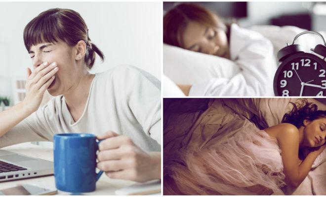 ¿Será que estás durmiendo de más?