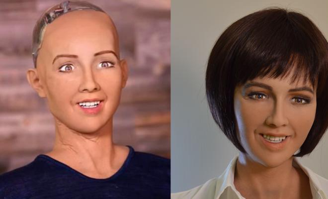 """""""Voy a destruir la humanidad…"""", dice una robot humanoide"""