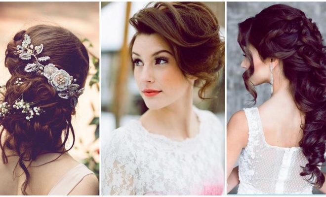 Los mejores peinados para el día de tu boda