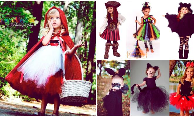 Disfraces para tus niños en este Halloween