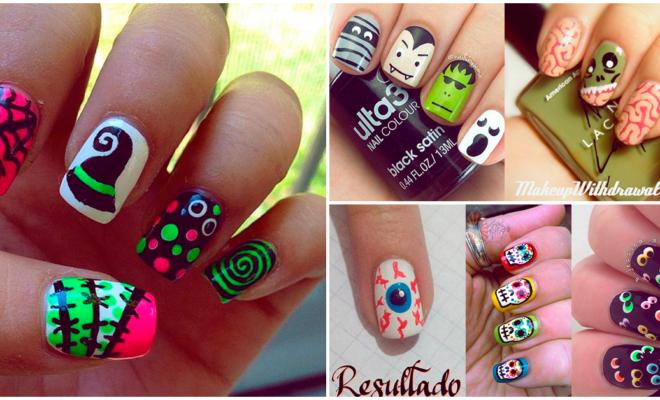 Las mejores uñas para este Halloween