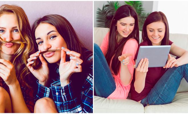 15 señales de que encontraste una amiga para toda la vida