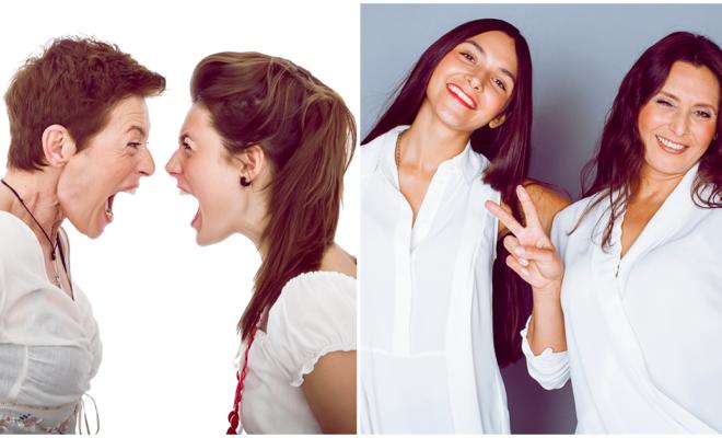 Relación madre e hija, ¿cómo mantener la fiesta en paz?