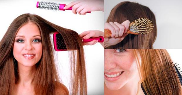 desenredar tu cabello