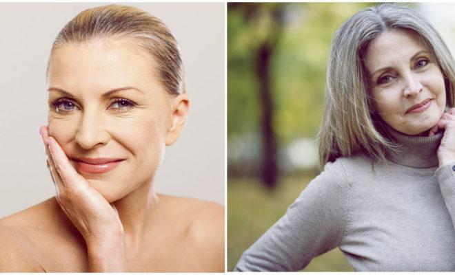 Cómo maquillar una piel madura