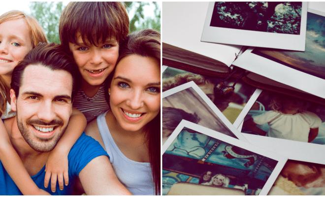 Las mejores fotos de tu familia para crear recuerdos