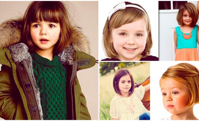 Los mejores cortes de cabello para tu hija