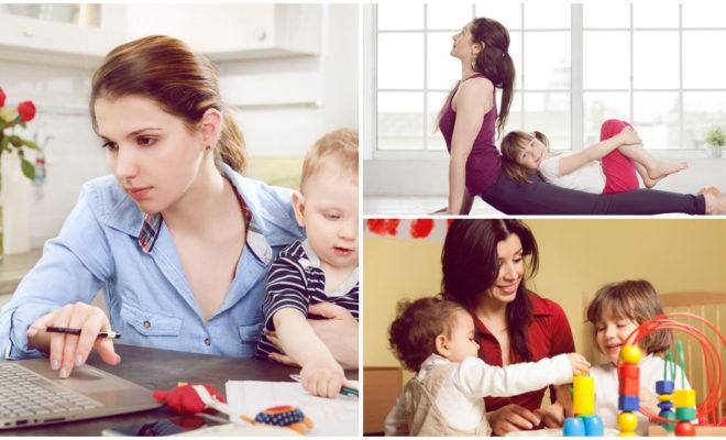 Cómo ser una mamá todóloga sin morir en el intento