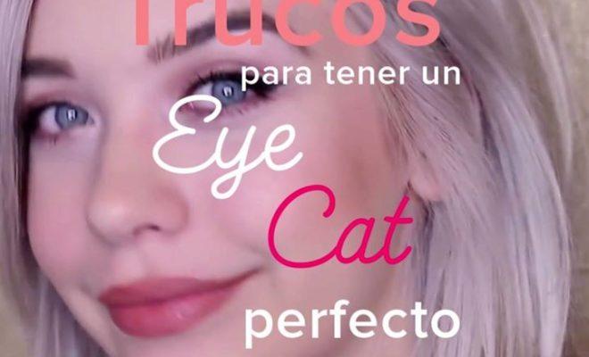El eyecat perfecto para una mirada coqueta