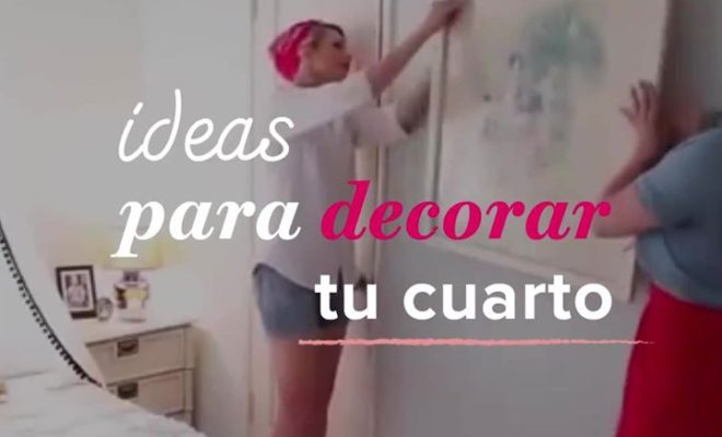 Ideas para decorar tu habitación