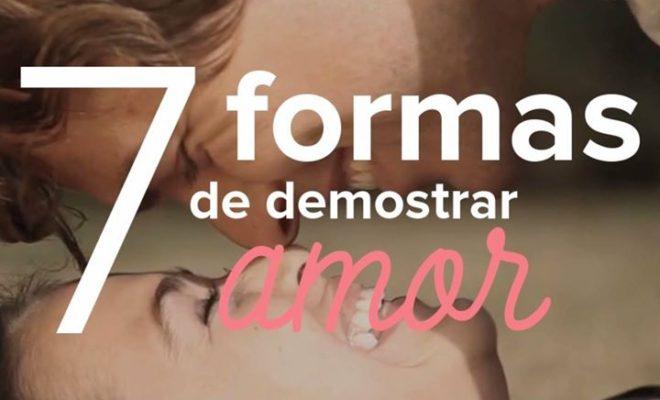 7 maneras de demostrarle amor a tu pareja