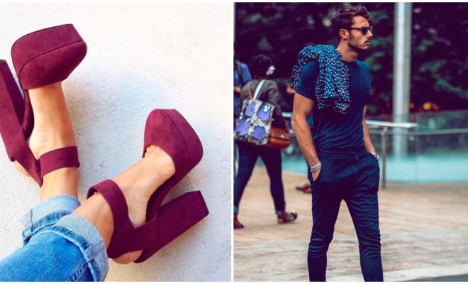 Qué tipo de hombre atraes con tu tipo de zapatos