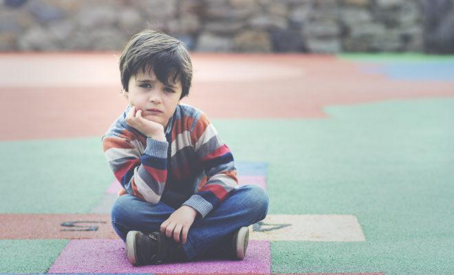 Señales para detectar la depresión infantil